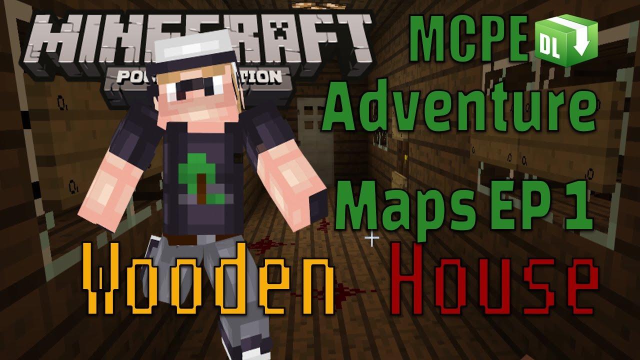 mcpedl horror maps