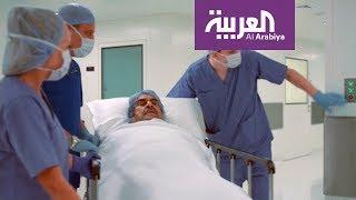 الراحل عبد الحسين عبد الرضا.. جسد مشاهد المرض الذي مات به في سليفي 3