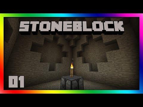 Download Ftb Stoneblock 2 Ep 1 A New Adventure Modded