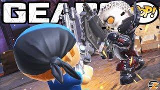 Gears of War POP - New Gameplay Official 2018! (Gears POP News)