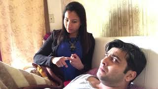 ਜਿਹੜੀਆਂ ਵਰਤ ਨਹੀਂ ਰੱਖਦੀਆਂ ਓਨਾ ਲਈ | After Karva Chauth | Mr Sammy Naz | Punjabi Family Darama