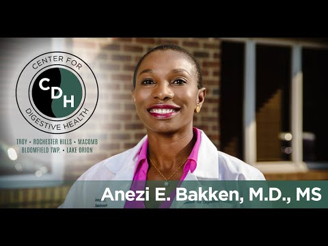 Anezi E. Bakken, MD MS - The Center For Digestive Health