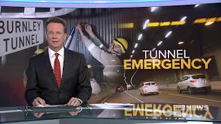 MFB - Transurban Emergency Services Exercise - Channel 9 Story
