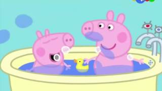 Свинка Пеппа в цветной грязи #DJESSMAY