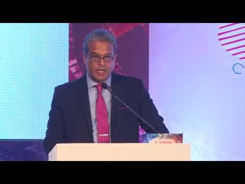Chief Guest Mr Kuldeep Bhartee at International housekeepers summit
