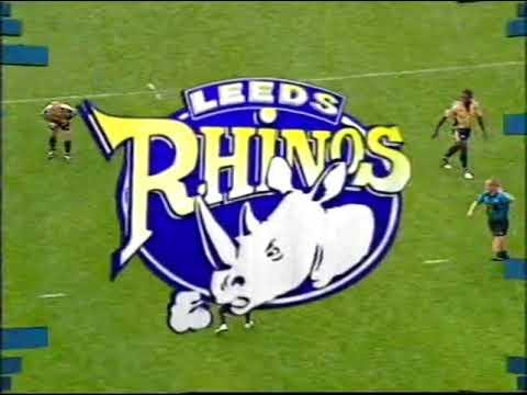 Leeds Rhinos vs Toulouse 2005 CC SF