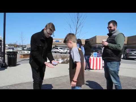 Timothy Carver - Magic in York Pennsylvania ( March 24 2018)