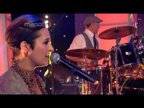 Rana Mansour 'Shohare Pooldar' Live on Manoto TV 2015 Persian New Year