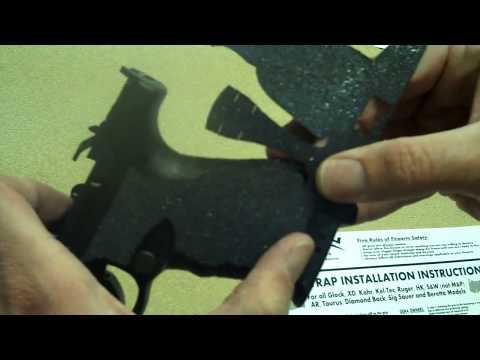 Grip Installation Walther PPQ | TALON Grips