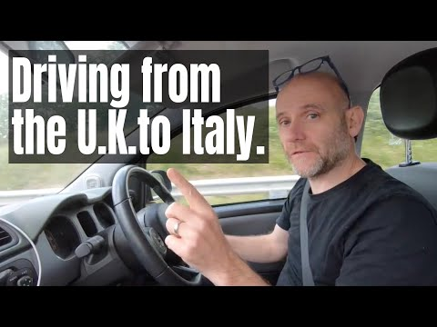 Returning to Italy from the U.K. during COVID.