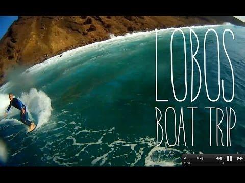 Surf Boat Trip Fuerteventura 2