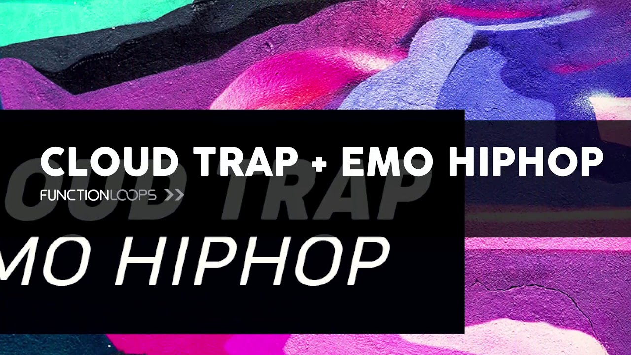 CLOUD TRAP & EMO HIPHOP Sample Pack   Deep Beats, Basslines, Synth  Melodies, SFX, Drums & More