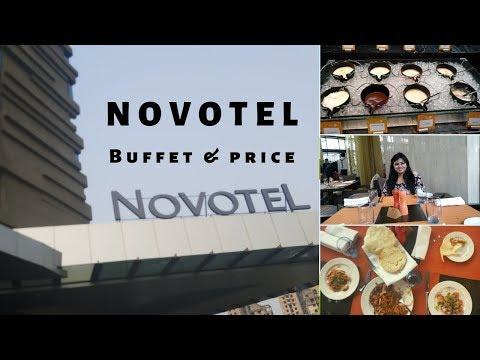 Novotel Buffet & Price   Novotel Hotel Kolkata   Newtown   Buffet Lunch   Kolkata Restaurant Review