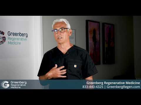 Diagnosing Arthritis with Dr. Greenberg
