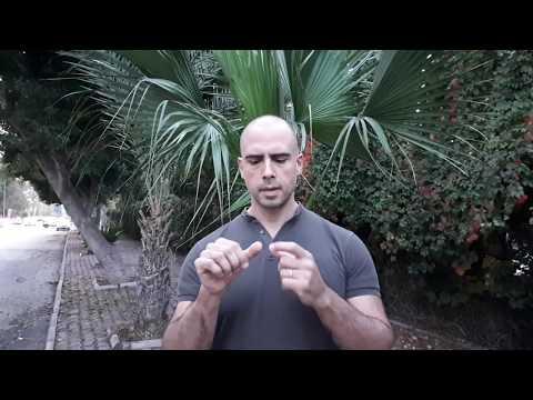 Ödem için El Refleksolojisi - Kendin Yap / Hand Reflexology for Swelling - DIY