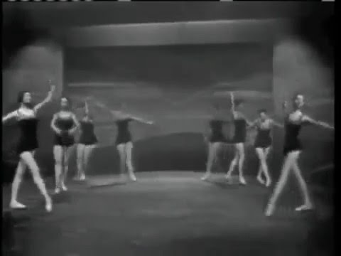 George Balanchine - Concerto Barocco - Tanaquil Le Clercq & Diana Adams
