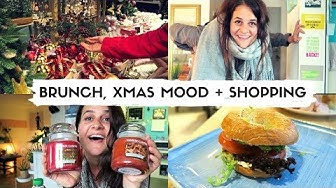 BRUNCH, XMAS MOOD & SHOPPING | BADEN - SWITZERLAND