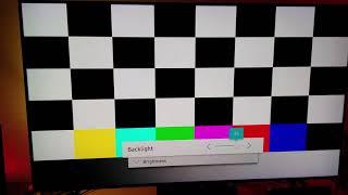 Tv Color Calibration Test