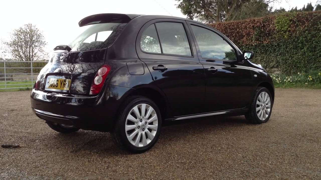 NISSAN MICRA 1.4 16V ACTIVE LUXURY Sold By Barnard And