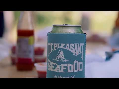 Mt. Pleasant Seafood - Oyster Roast and Shrimp Boil