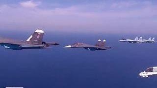 Российские военные в Сирии отпраздновали День Победы