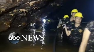 Thai cave rescuers say they expected deaths
