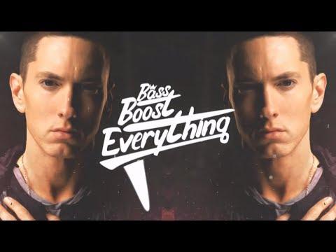 Eminem  Shake That 2 Below Remix Bass Boosted