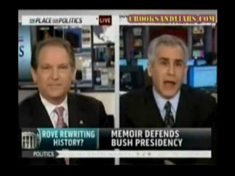 Republican Strategist Hammered Over WMD Lies (Video)