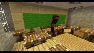 Minecraft - Сериал ШКОЛА (2.1)
