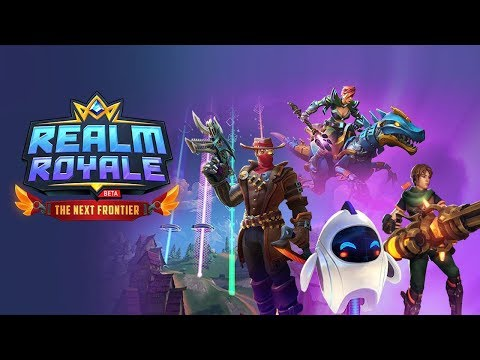 Realm Royale - Battle Pass 3 - The Next Frontier