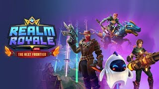 Realm Royale - Battle Pass 3 - The New Frontier