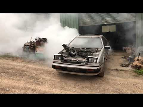 My New 1984 Nissan Gazelle