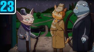 Волшебный фонарь / Злая собака Баскервиллей. Серия 23 - классическая литература для детей