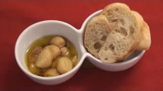 Roast Garlic Bread (bagna Calda) Recipe