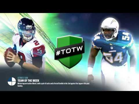 Madden 17  Ultimate team Intro