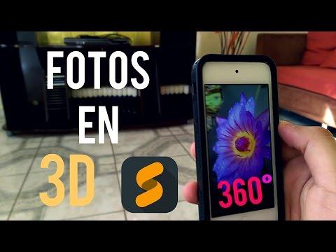 Fyuse: Crea Fotos En 3D Y 360° Con Tu IPhone, IPod Y IPad