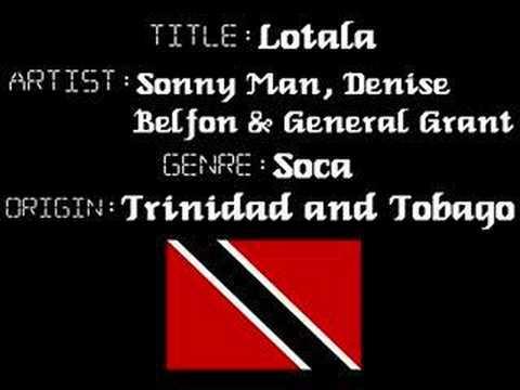 Lotala (Remix) - Trinidad Soca Music