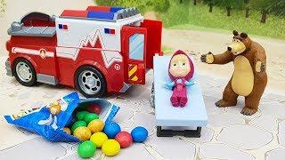 Мультики с игрушками свинка Пеппа новые серии - Конфеты раздора! Игрушечные видео для детей.