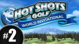 "Hot Shots Golf: World Invitational #2 (""VS Lani"")"