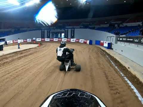 The One Motorcycle Show. Portland Veterans Memorial Coliseum 2020 Practice