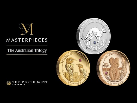 The Australian Trilogy - incredible one-of-a-kind coin collection