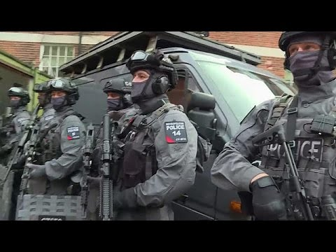 More armed police officers to guard London against 'severe' terrorist threat