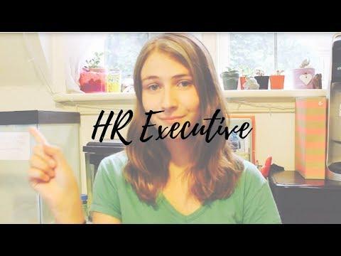 HR Executive Resume By Jobstagram.com