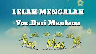 Gambar cover LELAH MENGALAH Cover Deri Maulana
