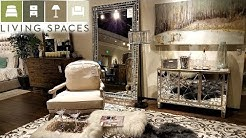 Living Spaces Bedding Home Decor Chairs Walk Through June 2018