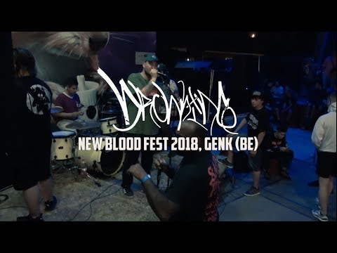 DROWNING @ NEW BLOOD FEST 2018