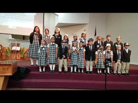 Thanksgiving Program presented by Faithful Ambassadors Bible Baptist Academy