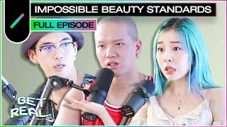 Impossible Beauty Standards with Ashley Choi, BM (KARD), Peniel (BTOB) I GET REAL Ep. #7