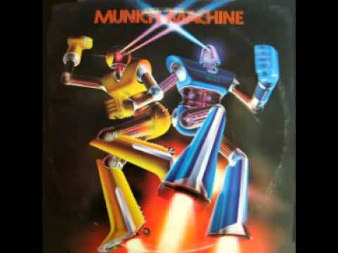 Munich Machine - Love To Love You, Baby (Donna Summer Cover)