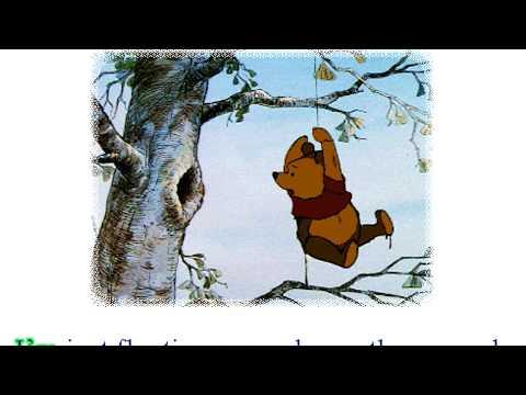 Winnie The Pooh And The Honey Tree - Little Black Rain Cloud